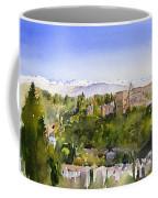 The Alhambra Granada Coffee Mug