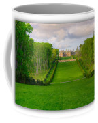 The Allee And The Castle Coffee Mug