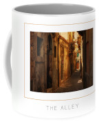 The Alley Poster Coffee Mug