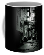 The Alleyway Coffee Mug