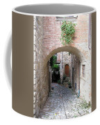 The Alleyway To Home Coffee Mug