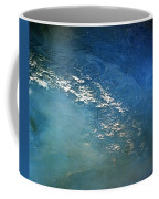The Alps From Space Coffee Mug by Anonymous
