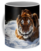 The Amur Tiger Coffee Mug