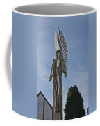 The Angel Of Bargoed 2 Coffee Mug