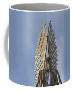 The Angel Of Bargoed 4 Coffee Mug
