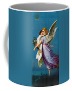 The Angel Of Peace Coffee Mug by B T Babbitt