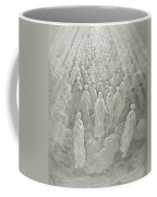 The Angels In The Planet Mercury Coffee Mug