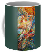 The Angels On Wedding Triptych - Right Side Coffee Mug
