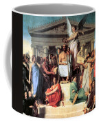 The Apotheosis Of Homer Coffee Mug