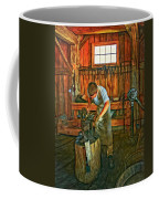 The Apprentice 2 - Paint Coffee Mug