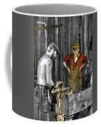 The Apprentice Blacksmith Armorer Coffee Mug