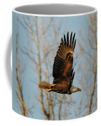 The Approach Coffee Mug