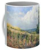 The Approaching Storm Coffee Mug by Camille Pissarro
