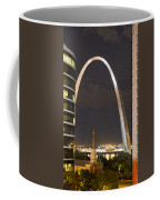 The Arch And Cathedral Coffee Mug