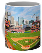 The Arch In The Outfield Coffee Mug