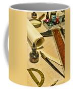 The Architect Coffee Mug by Paul Ward