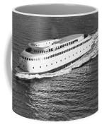 The Art Deco Ferry Kalakala Coffee Mug
