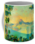 The Art Of Long Distance Breathing Coffee Mug by Andrew Hewkin