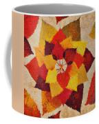 The Artistry Of Fall Klimt Homage Coffee Mug