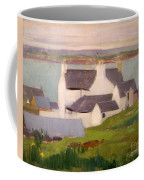 The Artists Studio Iona Coffee Mug by Francis Campbell Boileau Cadell