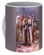 The Ascension Coffee Mug by Harold Copping