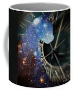 The Astronomer's Cat Coffee Mug
