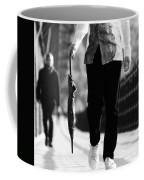 The Attached Rain Coffee Mug
