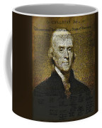 The Author Of America Coffee Mug