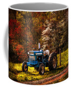The Autumn Blues Coffee Mug