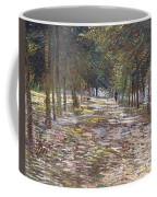 The Avenue At The Park Coffee Mug