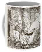 The Bachelor, Illustration From Pont An Coffee Mug