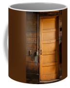 The Back Door Coffee Mug