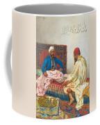 The Backgammon Players Coffee Mug