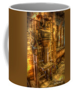 The Bagging Machine Coffee Mug