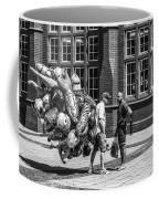 The Balloon Seller Mono Coffee Mug