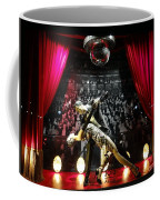 The Ballroom Dancers Coffee Mug