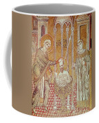 The Baptism Of St. Paul By Ananias, From Scenes From The Life Of St. Paul Mosaic Coffee Mug