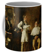 The Barbers Shop Coffee Mug