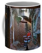 The Barbershop Chair Coffee Mug