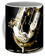 The Baritone Saxophone  Coffee Mug