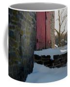 The Barn Doors Coffee Mug