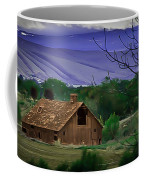 The Barn Coffee Mug by Robert Bales