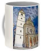 The Basilica In Mary Of Bistrica Coffee Mug