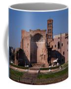 The Basilica Of Constantine Coffee Mug