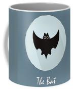 The Bat Cute Portrait Coffee Mug