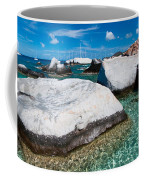 The Baths Coffee Mug by Adam Romanowicz