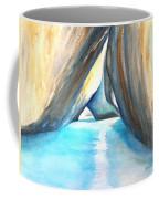 The Baths Azul Coffee Mug
