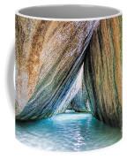 The Baths Virgin Gorda British Virgin Islands Coffee Mug