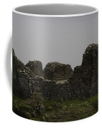 The Battered Remains Of The Urquhart Castle In Scotland Coffee Mug