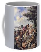 The Battle Of Bouvines, 1214 Coffee Mug